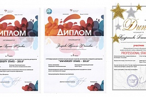 Projects of students of Volgograd State University of Architecture and Civil Engineering won the international contests