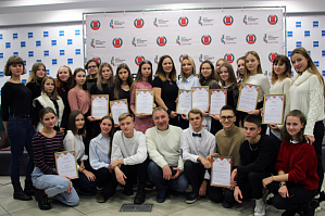 Representatives of VSTU are among the winners of the competition of young journalists