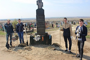"VSTU affiliates students took part in All-Russian Event ""The Way to Obelisk"""