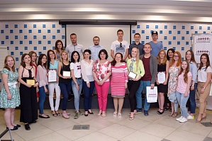"The representatives of VSTU are the winners of the regional contest ""MediaYouth"""