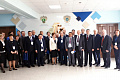 Head of VSTU A.V. Navrotsky took part in work of interregional conference of rectors of Russian and Uzbek universities in Astrakhan