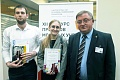 The polytechnic workers got the 1st and the 2nd prizes in the XII Contest of the Young Researchers' Projects in Moscow