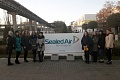 "The students of the Chemical Engineering Faculty of VSTU visited the Joint-stock company ""Sealed Air Caustic"""