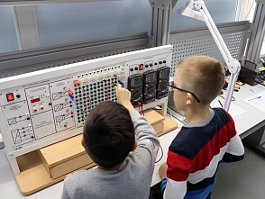 "The ""JuniorActive"" Project: primary school pupils' Engineering and Technical training"