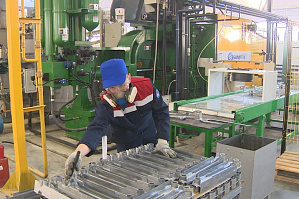 A manufacturing workshop on the production of bimetallic radiators has been launched in Volgograd