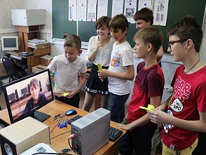 "The ""JuniorActive"" Project: Volgograd pupils took part in the regional contest of the projects of technical creativity"